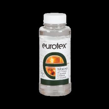 EUROTEX® Сауна Масло для полков (0,25кг)
