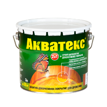 """Акватекс""-текстурное покрытие (Рябина 3 л)"