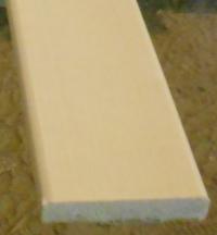 Наличник дверной 120 мм Длина 2,2м (хвоя) сорт Экстра