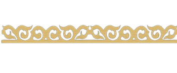 Наличник прорезной №2 80х20х2000м (хвоя) сорт Экстра