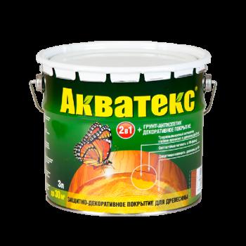 """""""Акватекс""""-текстурное покрытие ( Орех 3 л)"""