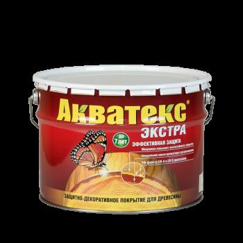"""""""Акватекс-ЭКСТРА"""" (Белый 9 л)"""