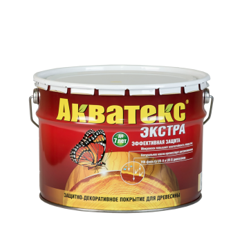 """Акватекс-ЭКСТРА"" (Каштан 10л)"