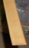 """Раскладка гладкая - нащельник (хвоя) 30мм сорт """"Экстра"""" 2.5м"""