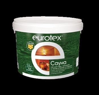 EUROTEX® Сауна 2,5кг